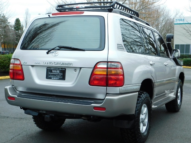 "2000 Toyota Land Cruiser 100 Series 4WD TimngbltDone OME ARB LIFT 33 ""Mud - Photo 8 - Portland, OR 97217"