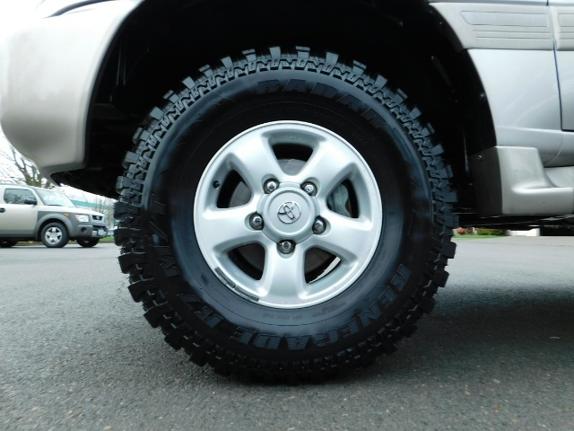 "2000 Toyota Land Cruiser 100 Series 4WD TimngbltDone OME ARB LIFT 33 ""Mud - Photo 21 - Portland, OR 97217"