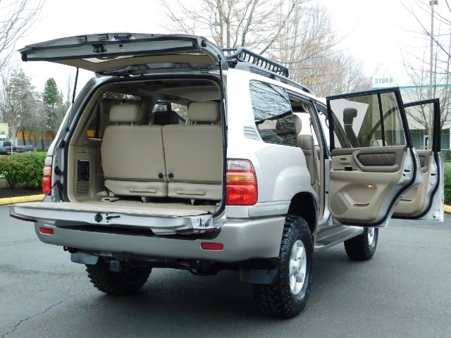 "2000 Toyota Land Cruiser 100 Series 4WD TimngbltDone OME ARB LIFT 33 ""Mud - Photo 29 - Portland, OR 97217"