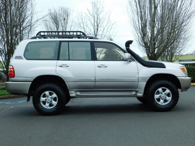 "2000 Toyota Land Cruiser 100 Series 4WD TimngbltDone OME ARB LIFT 33 ""Mud - Photo 3 - Portland, OR 97217"