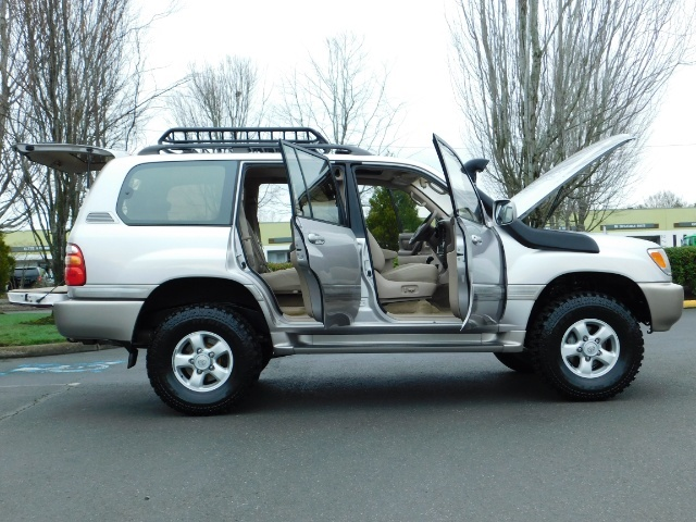 2000 toyota land cruiser 100 series 4wd timngbltdone ome arb lift 33 mud 2000 toyota land cruiser 100 series 4wd
