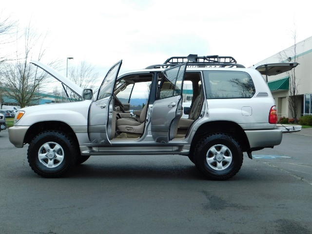 "2000 Toyota Land Cruiser 100 Series 4WD TimngbltDone OME ARB LIFT 33 ""Mud - Photo 9 - Portland, OR 97217"