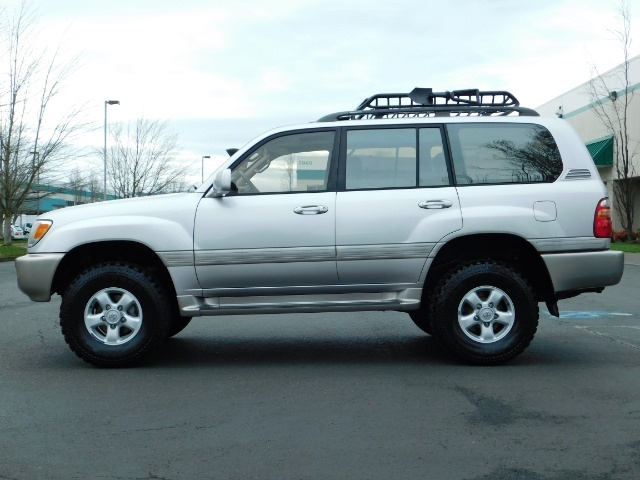 2000 Toyota Land Cruiser 100 Series 4WD TimngbltDone OME ARB