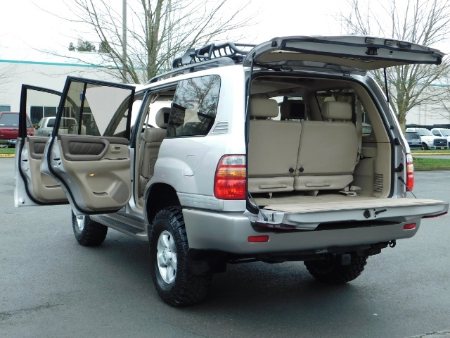 "2000 Toyota Land Cruiser 100 Series 4WD TimngbltDone OME ARB LIFT 33 ""Mud - Photo 27 - Portland, OR 97217"