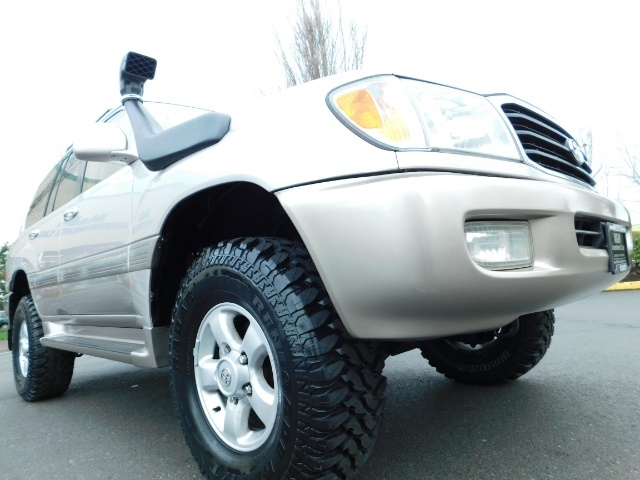 "2000 Toyota Land Cruiser 100 Series 4WD TimngbltDone OME ARB LIFT 33 ""Mud - Photo 23 - Portland, OR 97217"