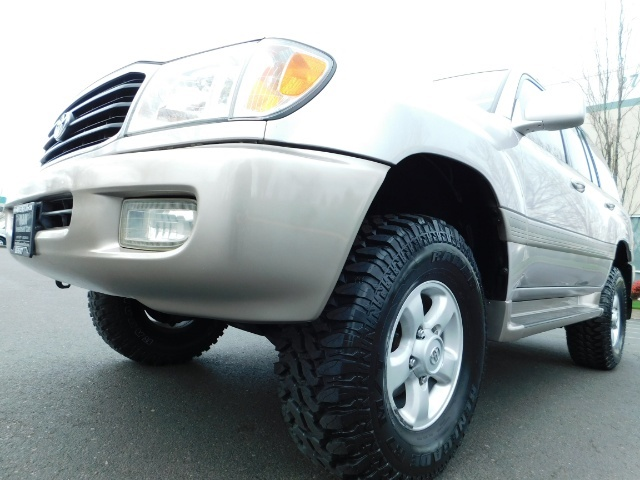 "2000 Toyota Land Cruiser 100 Series 4WD TimngbltDone OME ARB LIFT 33 ""Mud - Photo 44 - Portland, OR 97217"