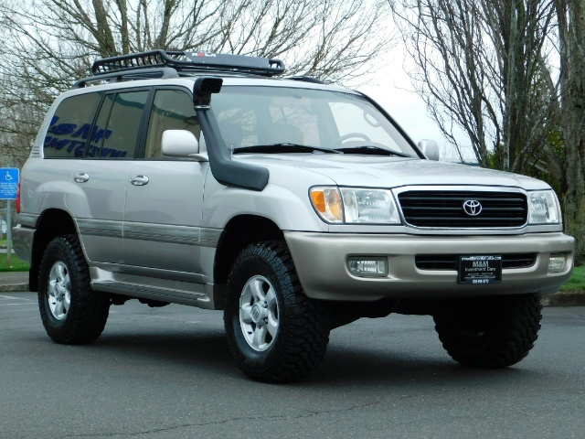 "2000 Toyota Land Cruiser 100 Series 4WD TimngbltDone OME ARB LIFT 33 ""Mud - Photo 2 - Portland, OR 97217"