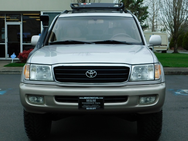"2000 Toyota Land Cruiser 100 Series 4WD TimngbltDone OME ARB LIFT 33 ""Mud - Photo 5 - Portland, OR 97217"