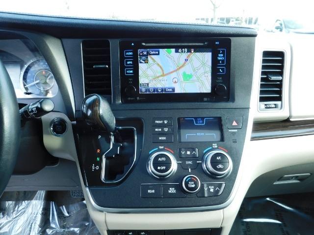 2015 Toyota Sienna XLE Premium 7-Passenger / AWD / Navi  / 1-Owner - Photo 36 - Portland, OR 97217