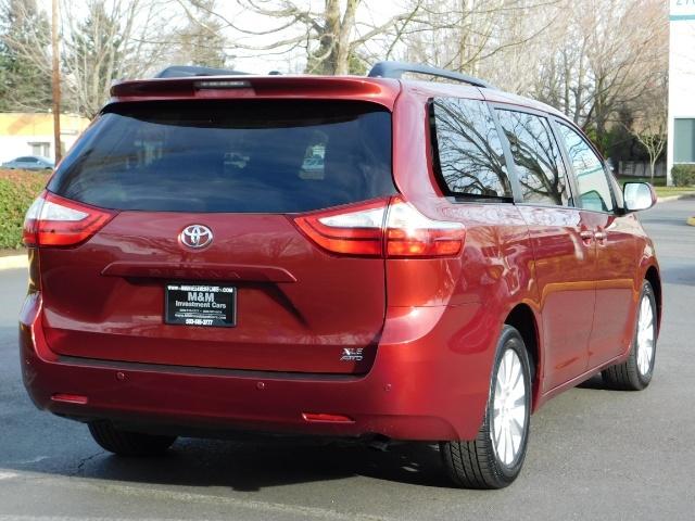 2015 Toyota Sienna XLE Premium 7-Passenger / AWD / Navi  / 1-Owner - Photo 8 - Portland, OR 97217