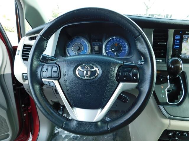 2015 Toyota Sienna XLE Premium 7-Passenger / AWD / Navi  / 1-Owner - Photo 40 - Portland, OR 97217