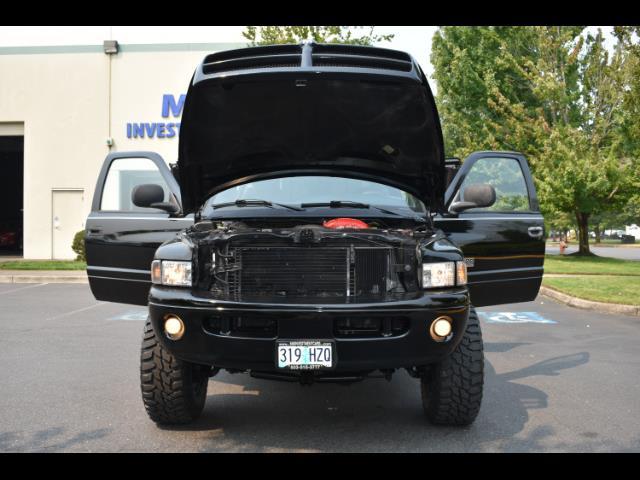 2001 Dodge Ram 2500 SLT Plus / 4X4 / 5.9L DIESEL / Leather / LIFTED - Photo 30 - Portland, OR 97217