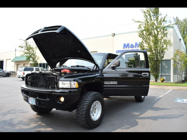2001 Dodge Ram 2500 SLT Plus / 4X4 / 5.9L DIESEL / Leather / LIFTED - Photo 25 - Portland, OR 97217