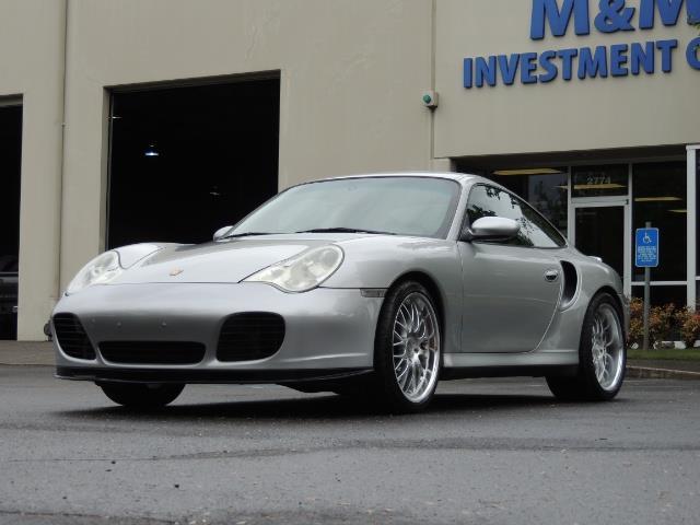 2002 Porsche 911 Turbo / AWD / 6-SPEED / Leather / Heaetd Seats - Photo 35 - Portland, OR 97217