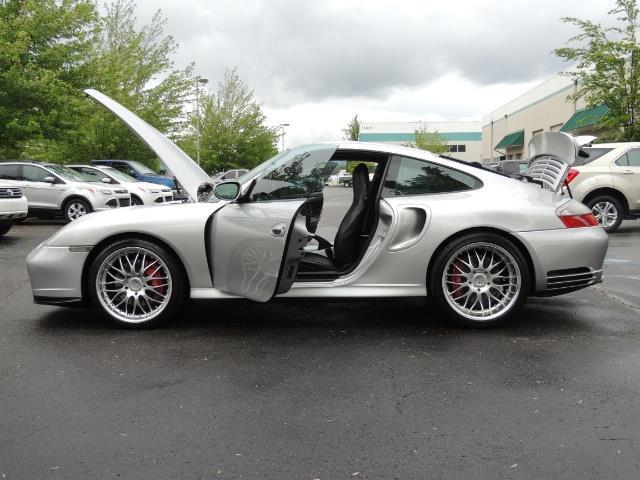 2002 Porsche 911 Turbo / AWD / 6-SPEED / Leather / Heaetd Seats - Photo 26 - Portland, OR 97217