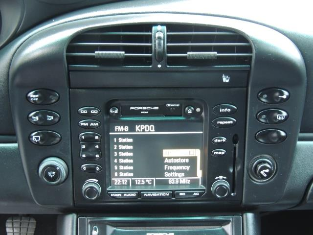 2002 Porsche 911 Turbo / AWD / 6-SPEED / Leather / Heaetd Seats - Photo 20 - Portland, OR 97217