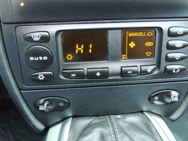 2002 Porsche 911 Turbo / AWD / 6-SPEED / Leather / Heaetd Seats - Photo 22 - Portland, OR 97217