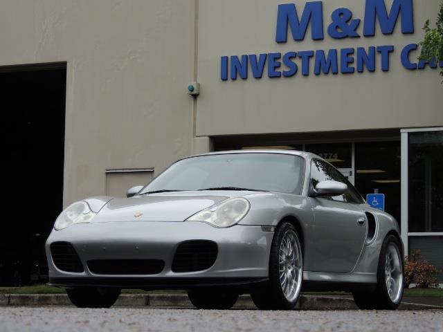 2002 Porsche 911 Turbo / AWD / 6-SPEED / Leather / Heaetd Seats - Photo 53 - Portland, OR 97217