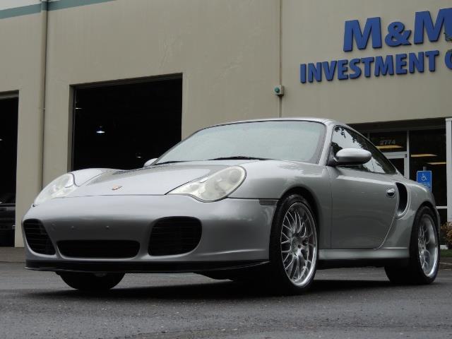 2002 Porsche 911 Turbo / AWD / 6-SPEED / Leather / Heaetd Seats - Photo 52 - Portland, OR 97217
