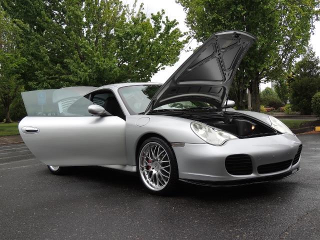 2002 Porsche 911 Turbo / AWD / 6-SPEED / Leather / Heaetd Seats - Photo 32 - Portland, OR 97217