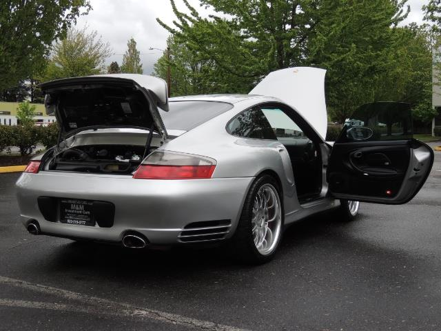 2002 Porsche 911 Turbo / AWD / 6-SPEED / Leather / Heaetd Seats - Photo 30 - Portland, OR 97217