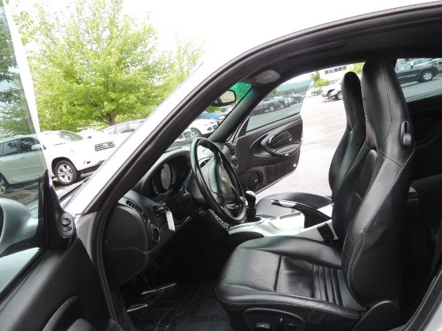 2002 Porsche 911 Turbo / AWD / 6-SPEED / Leather / Heaetd Seats - Photo 14 - Portland, OR 97217