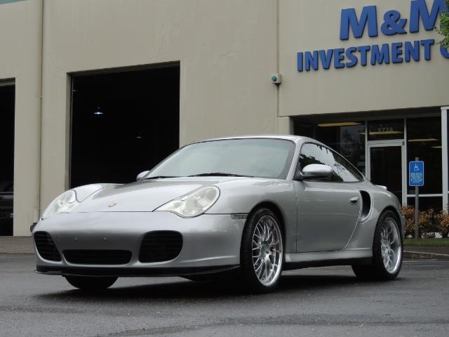 2002 Porsche 911 Turbo / AWD / 6-SPEED / Leather / Heaetd Seats - Photo 54 - Portland, OR 97217