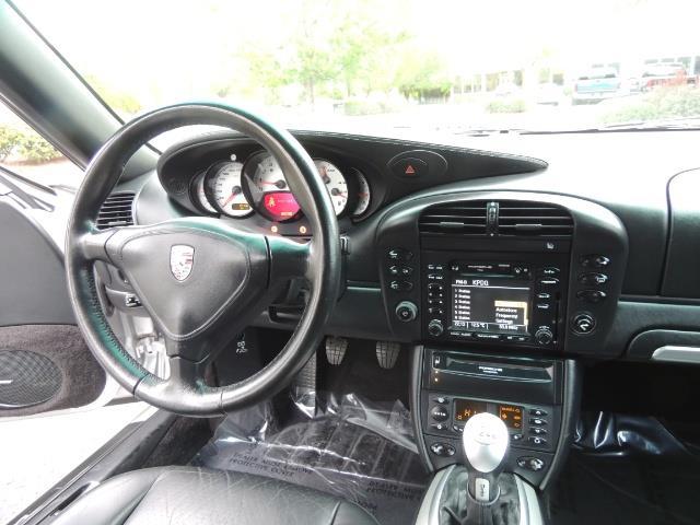 2002 Porsche 911 Turbo / AWD / 6-SPEED / Leather / Heaetd Seats - Photo 17 - Portland, OR 97217