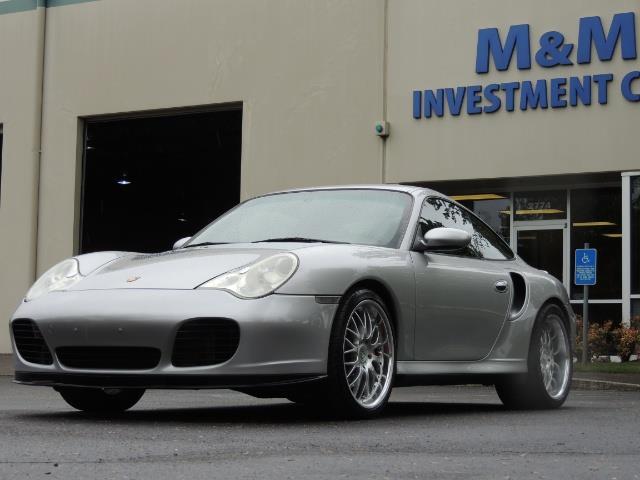 2002 Porsche 911 Turbo / AWD / 6-SPEED / Leather / Heaetd Seats - Photo 55 - Portland, OR 97217