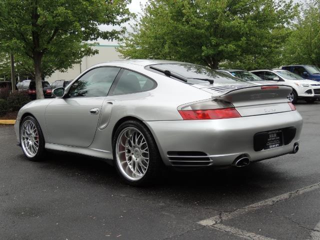 2002 Porsche 911 Turbo / AWD / 6-SPEED / Leather / Heaetd Seats - Photo 7 - Portland, OR 97217