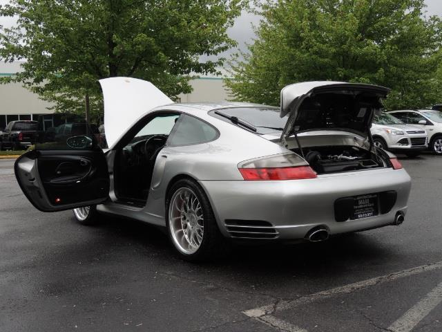 2002 Porsche 911 Turbo / AWD / 6-SPEED / Leather / Heaetd Seats - Photo 27 - Portland, OR 97217