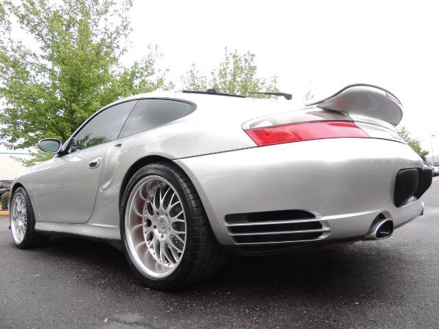 2002 Porsche 911 Turbo / AWD / 6-SPEED / Leather / Heaetd Seats - Photo 11 - Portland, OR 97217