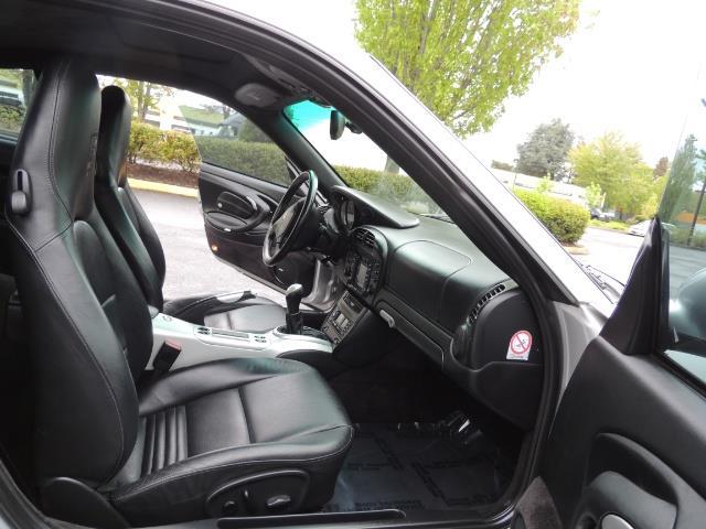 2002 Porsche 911 Turbo / AWD / 6-SPEED / Leather / Heaetd Seats - Photo 16 - Portland, OR 97217