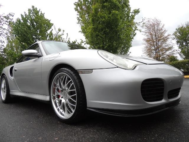 2002 Porsche 911 Turbo / AWD / 6-SPEED / Leather / Heaetd Seats - Photo 10 - Portland, OR 97217