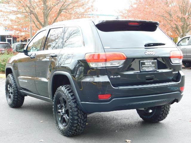 2016 Jeep Grand Cherokee Laredo / 4X4 / Sport Utility / LIFTED LIFTED - Photo 7 - Portland, OR 97217