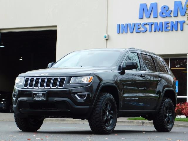 2016 Jeep Grand Cherokee Laredo / 4X4 / Sport Utility / LIFTED LIFTED - Photo 1 - Portland, OR 97217