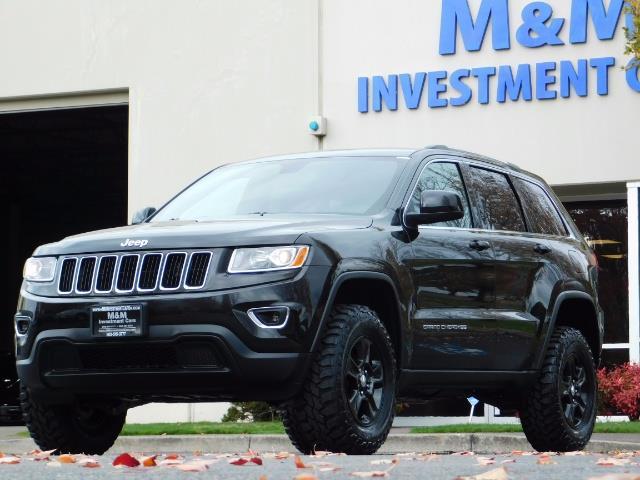2016 Jeep Grand Cherokee Laredo / 4X4 / Sport Utility / LIFTED LIFTED - Photo 46 - Portland, OR 97217