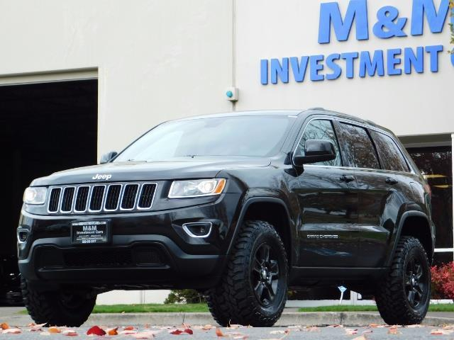 2016 Jeep Grand Cherokee Laredo / 4X4 / Sport Utility / LIFTED LIFTED - Photo 45 - Portland, OR 97217