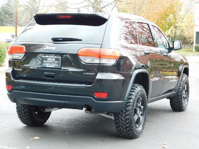 2016 Jeep Grand Cherokee Laredo / 4X4 / Sport Utility / LIFTED LIFTED - Photo 8 - Portland, OR 97217