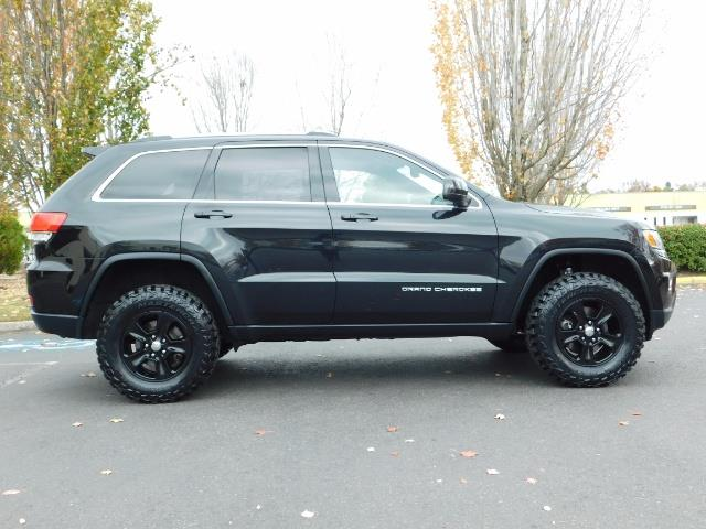 2016 jeep grand cherokee laredo 4x4 sport utility lifted lifted. Black Bedroom Furniture Sets. Home Design Ideas