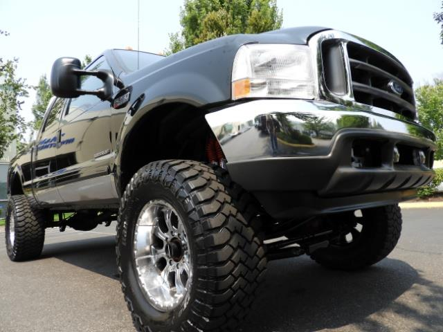 2001 Ford F-250 LARIAT 4X4 CREW CAB / 7.3 DIESEL / 127Km / LIFTED - Photo 11 - Portland, OR 97217