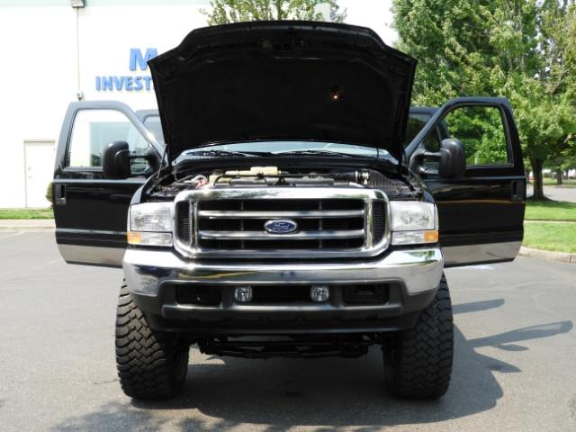 2001 Ford F-250 LARIAT 4X4 CREW CAB / 7.3 DIESEL / 127Km / LIFTED - Photo 29 - Portland, OR 97217