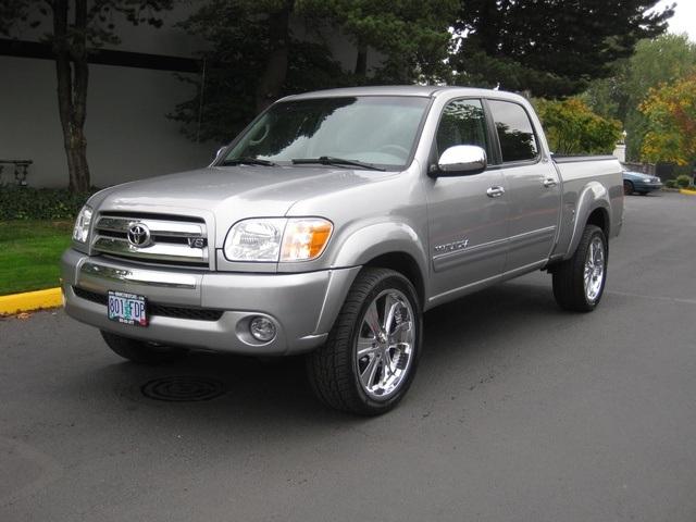 2006 Toyota Tundra SR5 Crew Cab / New Rims U0026 Tires   Photo 1   Portland