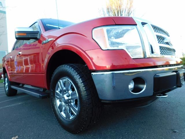 2012 Ford F-150 Lariat Crew Cab 4x4 / Nav / Sunroof / 1-Owner - Photo 10 - Portland, OR 97217