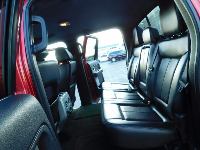2012 Ford F-150 Lariat Crew Cab 4x4 / Nav / Sunroof / 1-Owner - Photo 15 - Portland, OR 97217