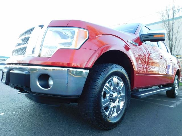 2012 Ford F-150 Lariat Crew Cab 4x4 / Nav / Sunroof / 1-Owner - Photo 9 - Portland, OR 97217