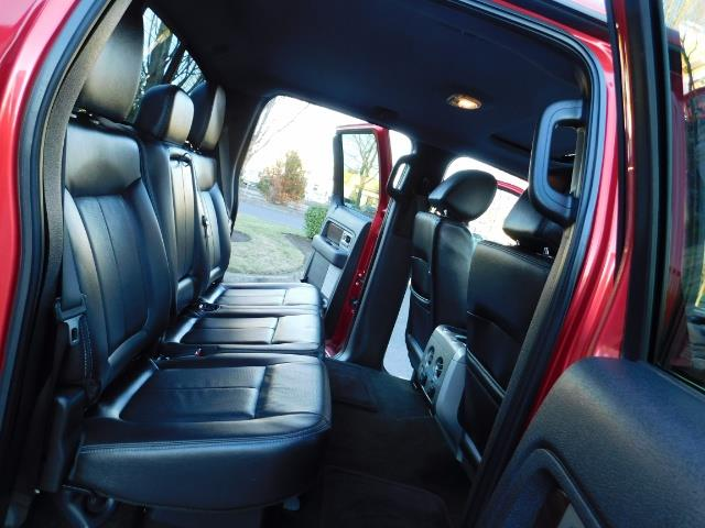 2012 Ford F-150 Lariat Crew Cab 4x4 / Nav / Sunroof / 1-Owner - Photo 16 - Portland, OR 97217