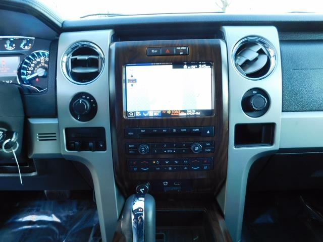 2012 Ford F-150 Lariat Crew Cab 4x4 / Nav / Sunroof / 1-Owner - Photo 20 - Portland, OR 97217