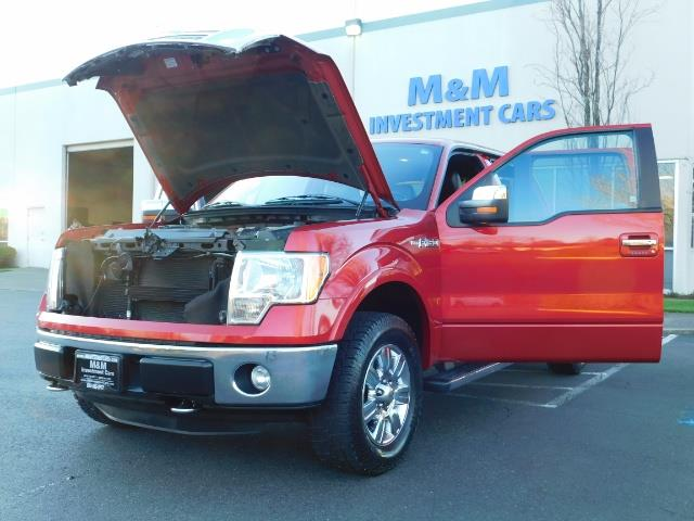 2012 Ford F-150 Lariat Crew Cab 4x4 / Nav / Sunroof / 1-Owner - Photo 26 - Portland, OR 97217