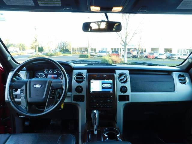 2012 Ford F-150 Lariat Crew Cab 4x4 / Nav / Sunroof / 1-Owner - Photo 37 - Portland, OR 97217